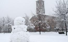 cosimo pupazzo di neve