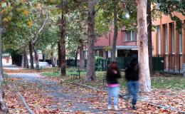 cosimo autunno passeggiata