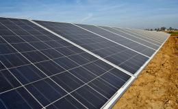 Armando pannello solare 2